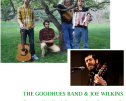 Joe Wilkins Trio w/ The Goodhues Band